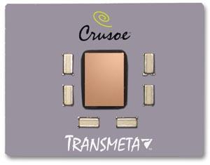 Procesador Transmeta Crusoe