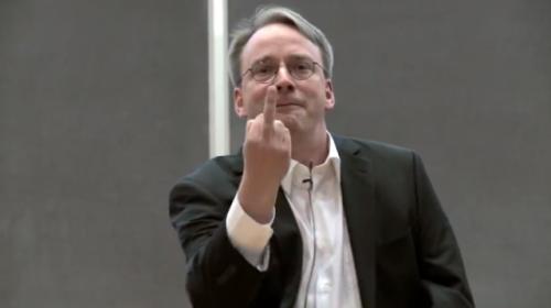 Linus Torvalds contra Nvidia