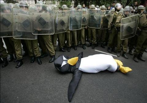 Linux muerto