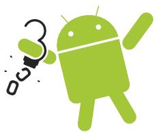 Robot Android libre