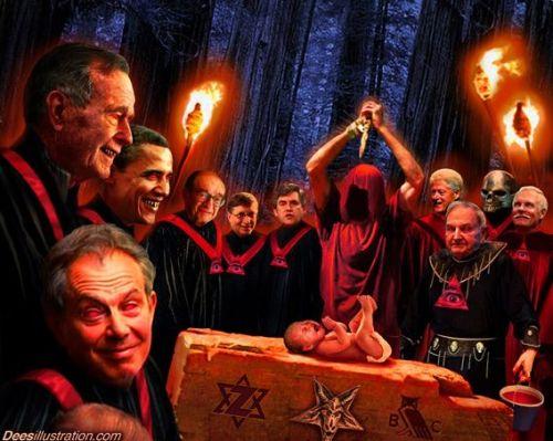 La masonería según ultraderechistas