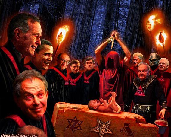 """Explicar lo que es la masonería a la derechona puede ser más cansado que enseñar a hablar a un burro. Logias masónicas hay muchas, las normales o reales son las que no salen en los libros de la derechona, Son aburridas reuniones para conocerse a sí mismos y organizar acciones benéficas, sin sexo y en la mayoría sólo hay hombres mayores. En el judaísmo se tiene la creencia de la superación con el autoconocimiento, también para el bien del mundo no judío. La antítesis del iluminado de nacimiento, del niñato nazi violento, del español del """"Penalti y expulsión"""""""