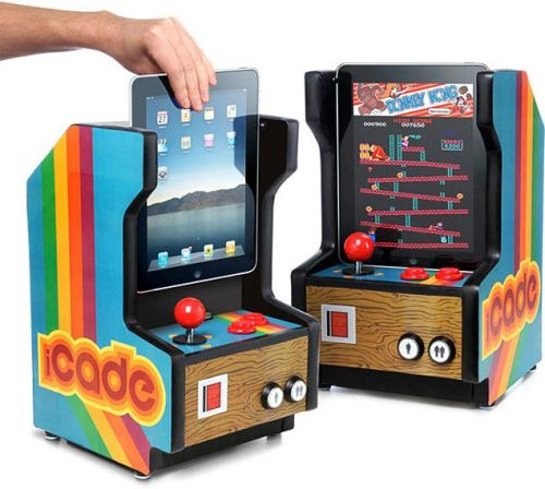 Arcade Machine para iPad