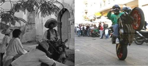 Mexicano en El tesoro de Sierra Madre - Moteros en Valencia