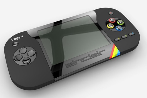 Consola Sinclair ZX Spectrum Vega+