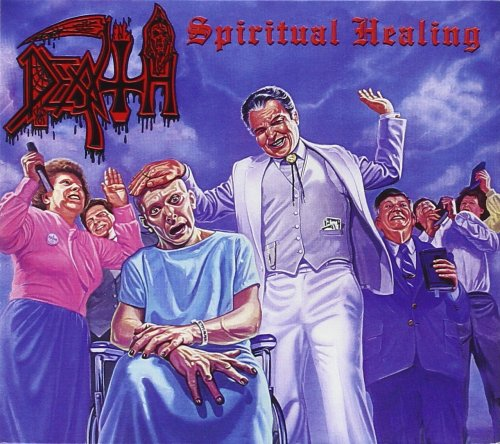 """Spiritual Healing"" del grupo Death"
