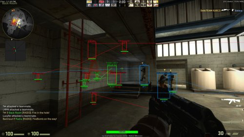 Counter-Strike: Global Offensive Multiplayer cheat