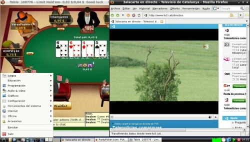 Poker online en la PS3