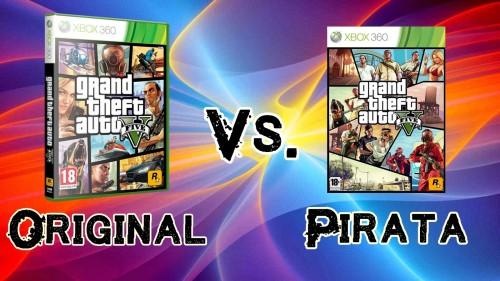 Xbox 360 pirata