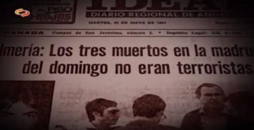 Caso Almería en la prensa