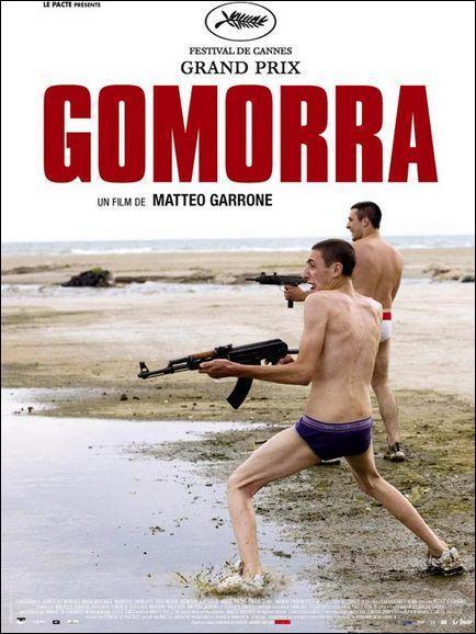 Película Gomorra del libro de Roberto Saviano
