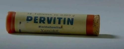 Anfetaminas con las que se drogaban los nazis