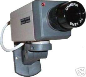 Antigua cámara de videovigilancia