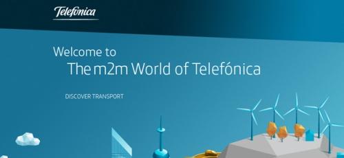 M2M de Telefónica