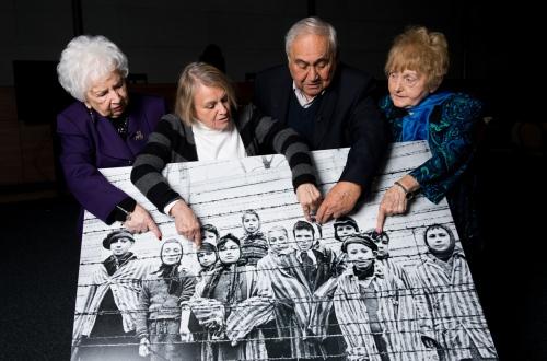 Supervivientes del Holocausto