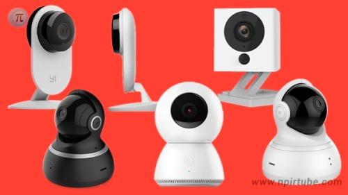 Cámaras de videovigilancia