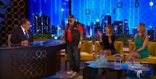 Abuelo rapero español en Miami