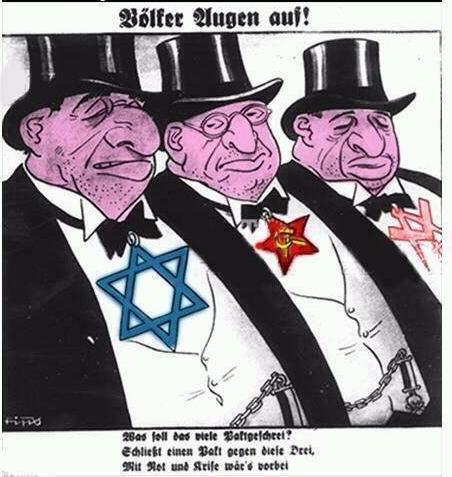 Humor nazi en 1936