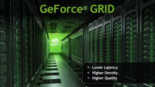 Nvidia GeForce GRID para servidores en la nube