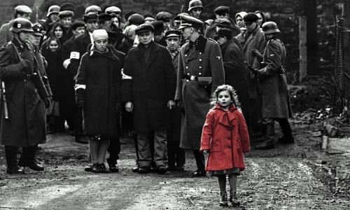 """Película """"La lista de Schindler"""""""