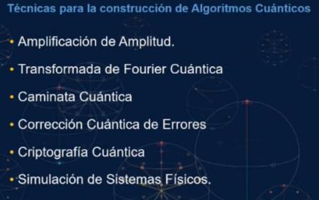 Técnicas para la construcción de algoritmos cuánticos