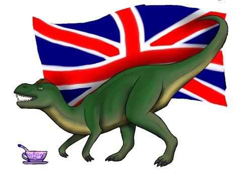 Dinosaurio británico
