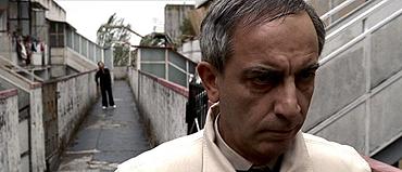 Don Ciro en la película Gomorra