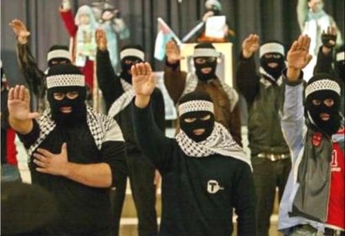 Islamistas nazis