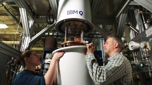 Ordenador cuántico de IBM