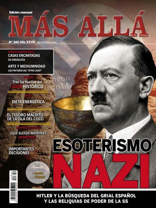 """Revista española """"Más Allá"""""""