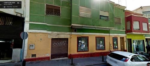Ejemplo del típico gusto arquitectónico en Almería