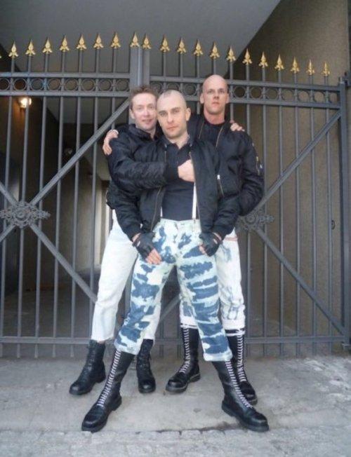 Neoazis gays