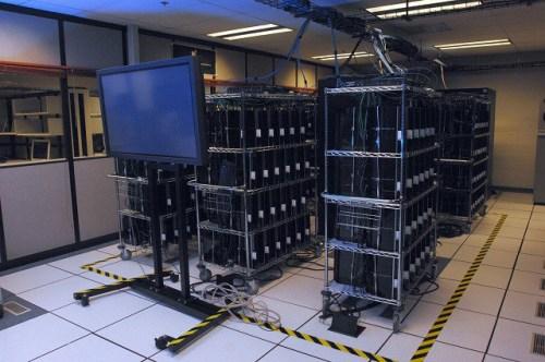 Supercomputadora con PS3